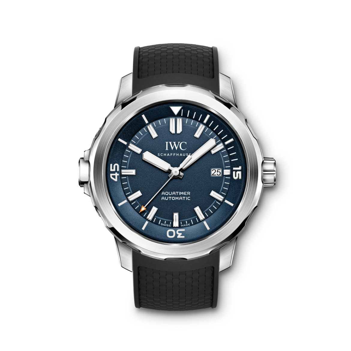 "IWC Schaffhausen Aquatimer Automatic Edition ""Expedition Jacques-Yves Cousteau"""