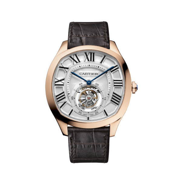 Cartier Drive de Cartier Flying Tourbillon