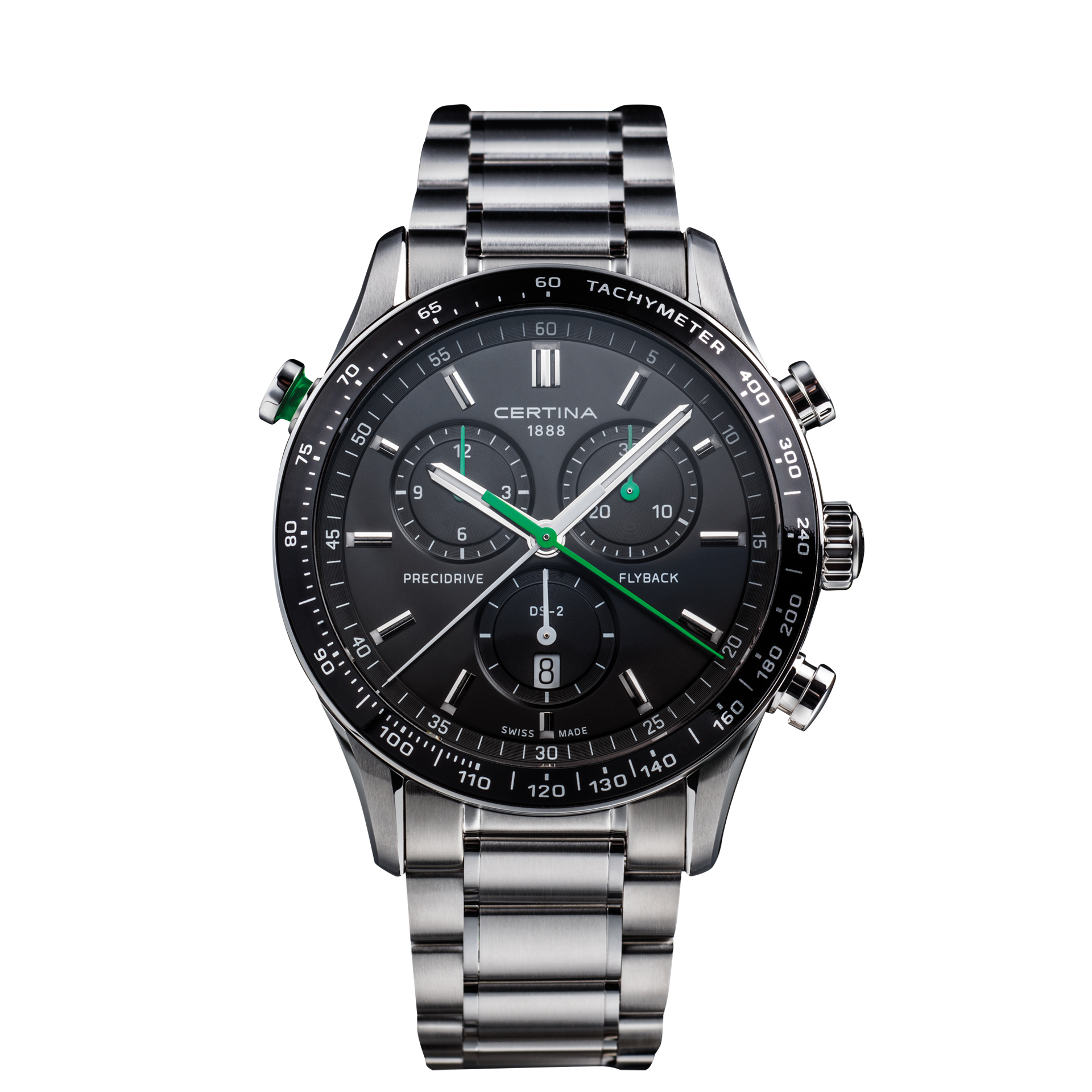 Certina Ds 2 Chronograph Flyback Your Watch Hub