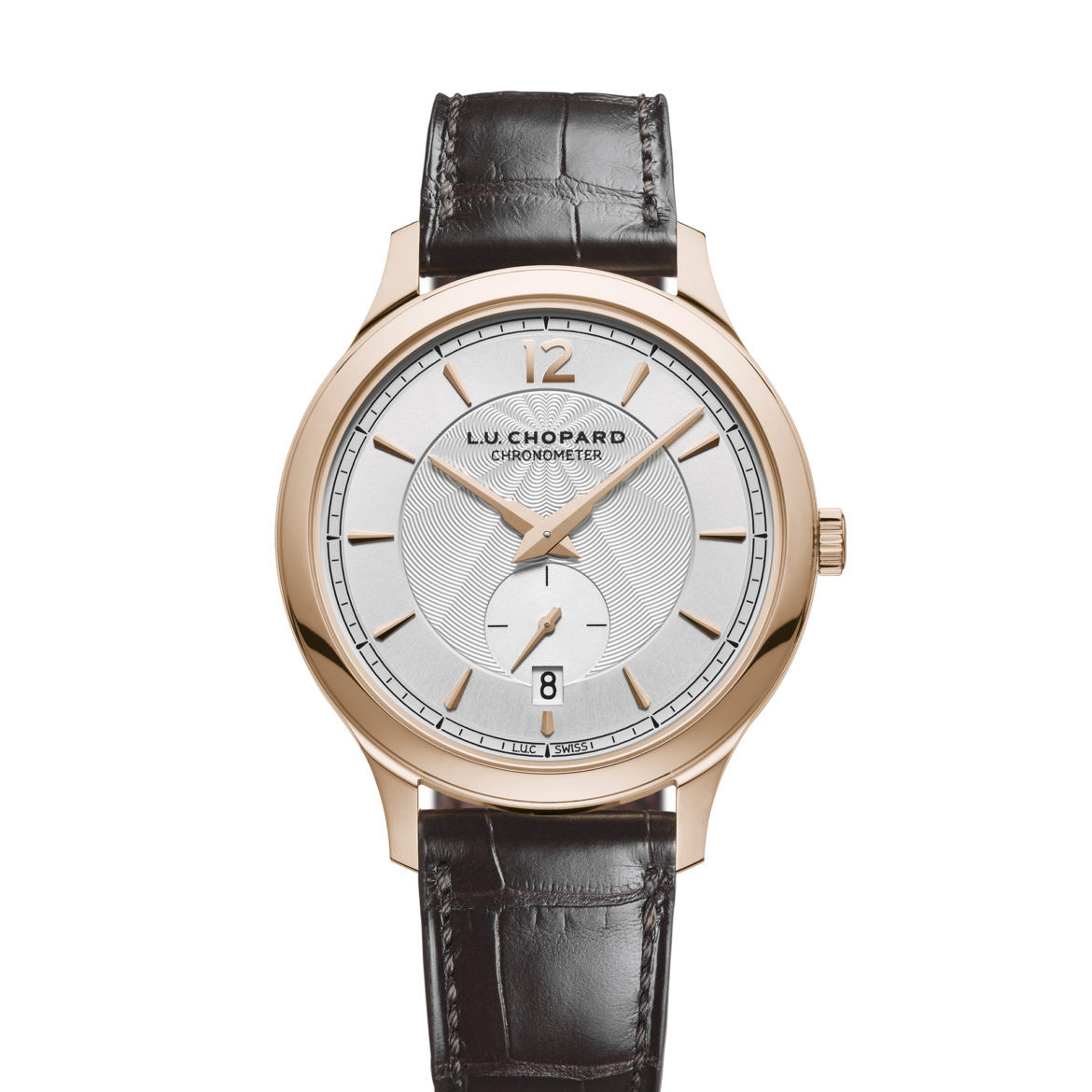 Chopard L.U.C XPS 1860 Limited Edition rose gold calibre 96.01.L