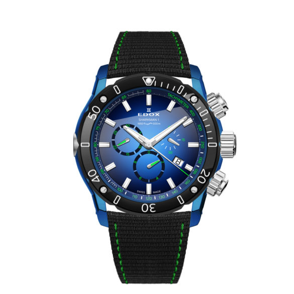 Edox Sharkman I Limited Edition