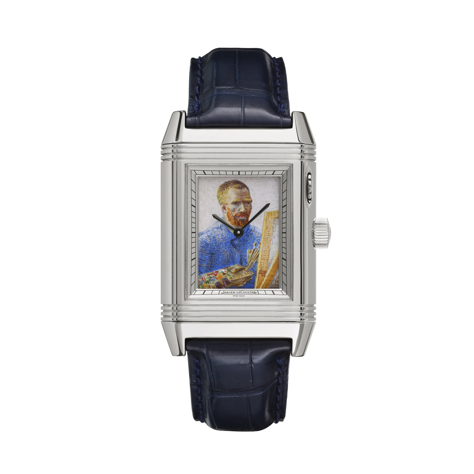 Jaeger-LeCoultre Reverso a Eclipse Self-portrait as a painter