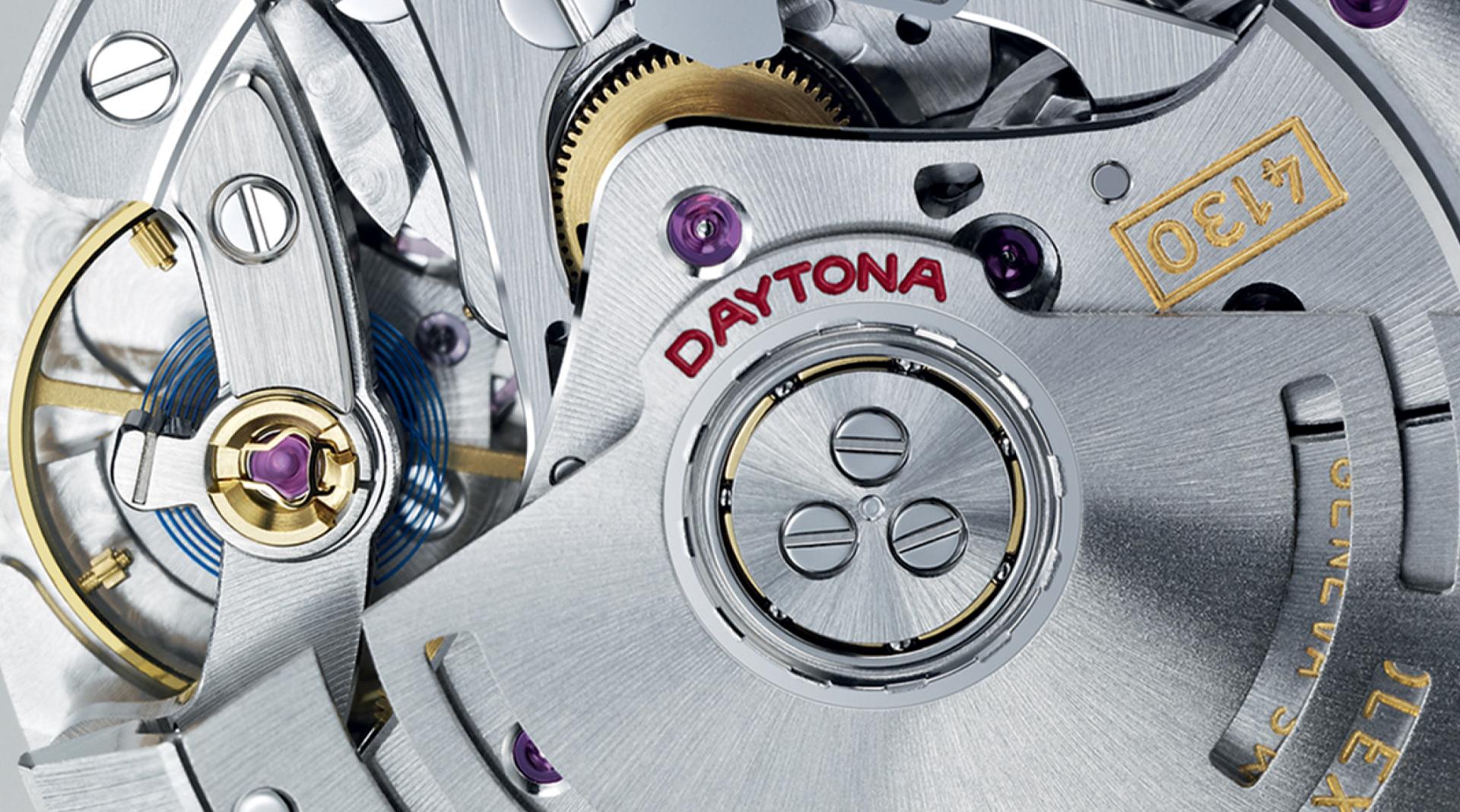 Rolex Cosmograph Daytona movement 4130