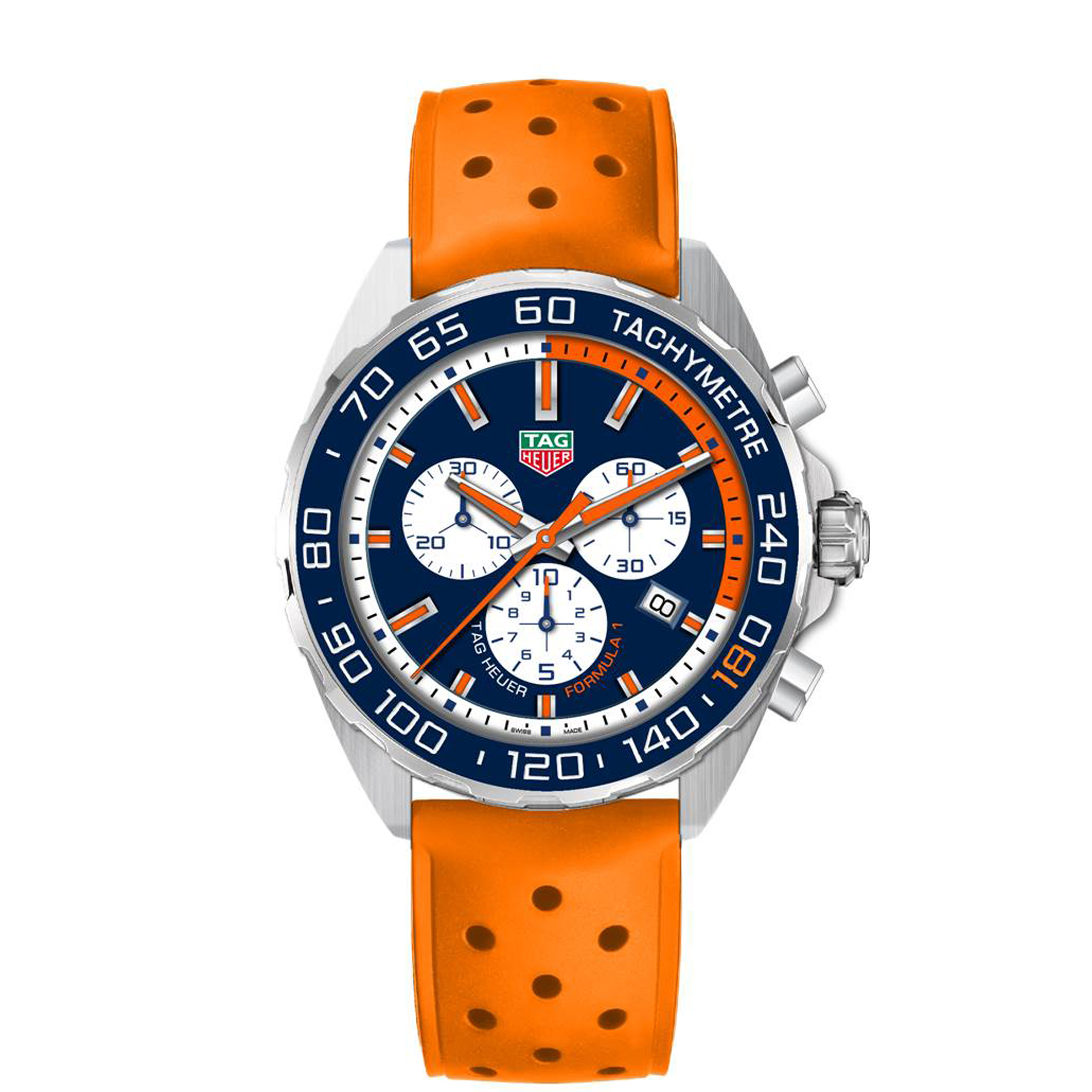 TAG Heuer Formula One Max Verstappen Youngest Grand Prix Winner Special Edition