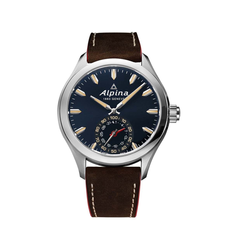 Alpina Horological Smartwatch Navy