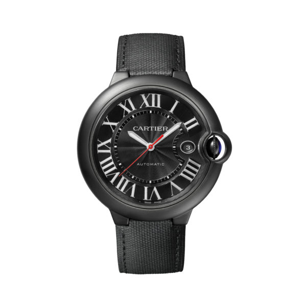 Cartier Ballon Bleu Carbon