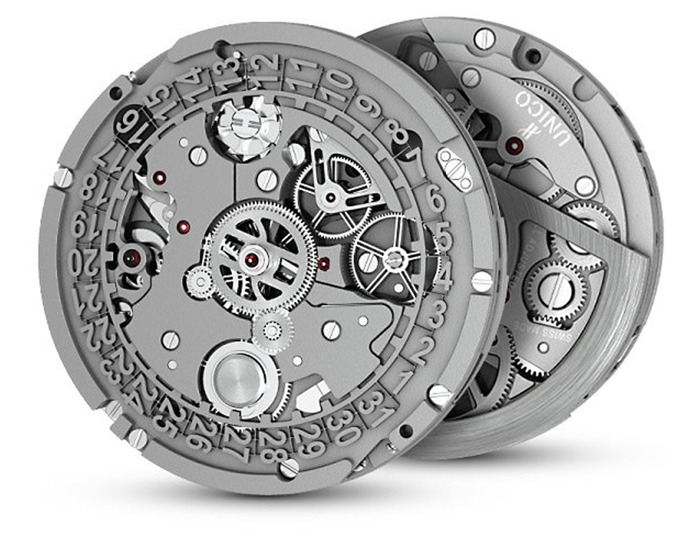 Hublot Big Bang Unico movement