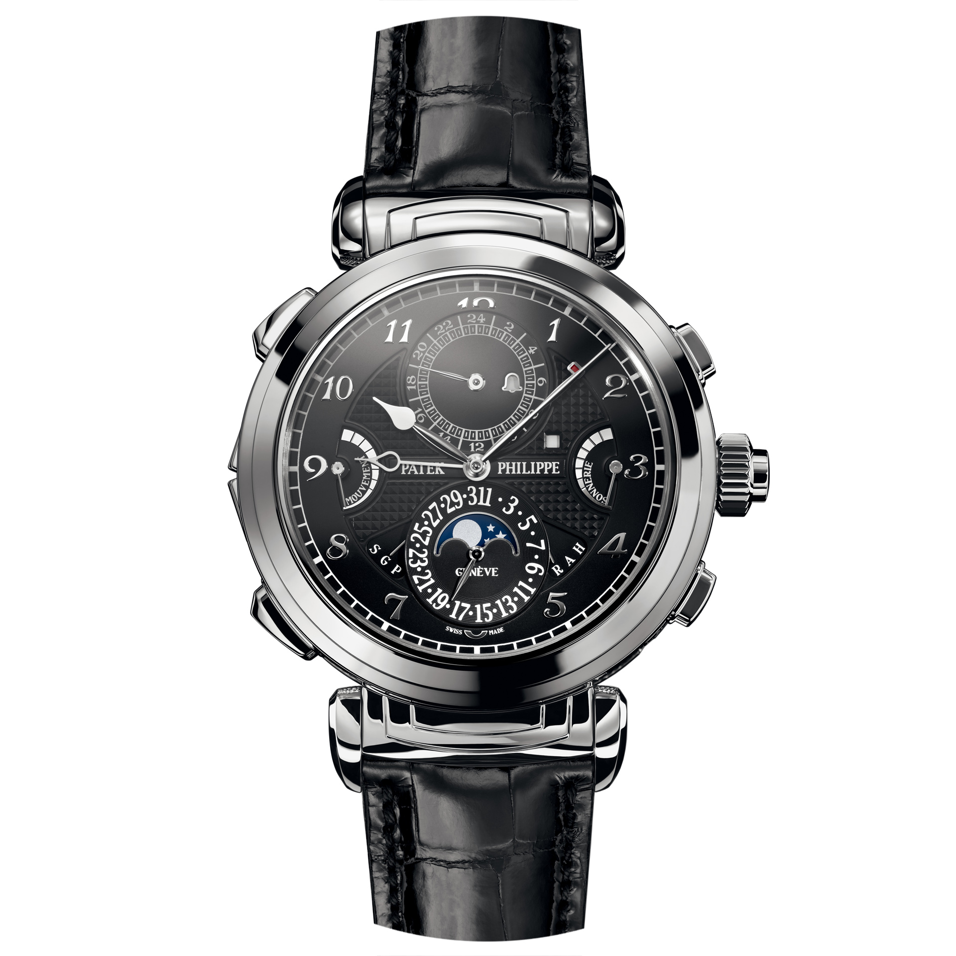 Patek Philippe Grand Complications Ref. 6300G-001 Grandmaster Chime