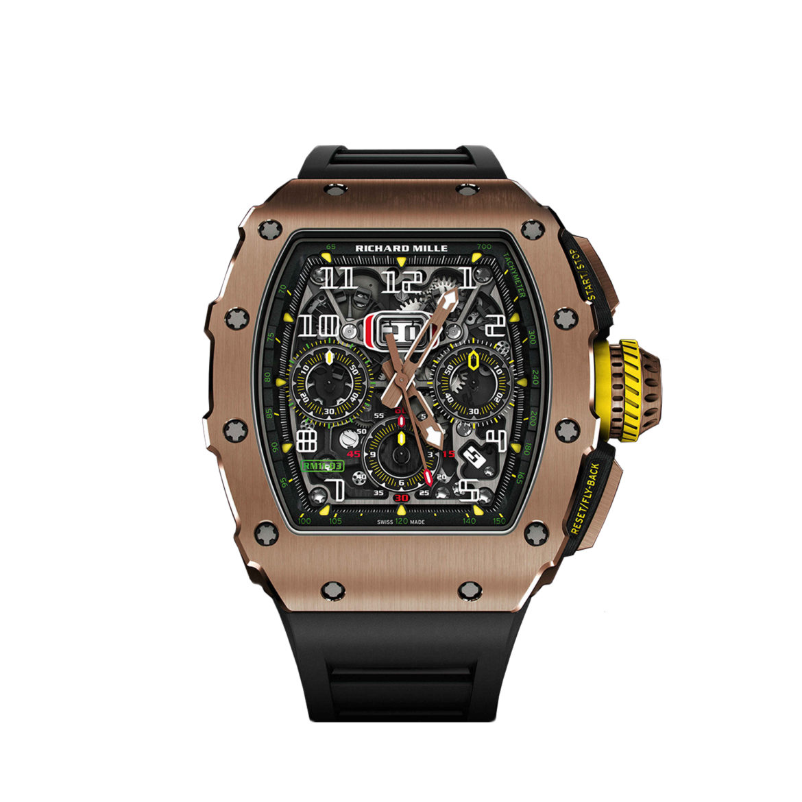 Richard Mille RM 11-03 Automatic Flyback Chronograph
