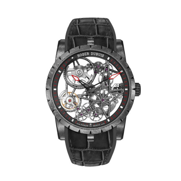 Roger Dubuis Excalibur Automatic Skeleton Carbon