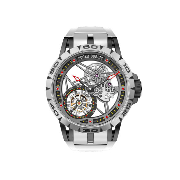 Roger Dubuis Excalibur Spider Skeleton Flying Tourbillon Americas Edition