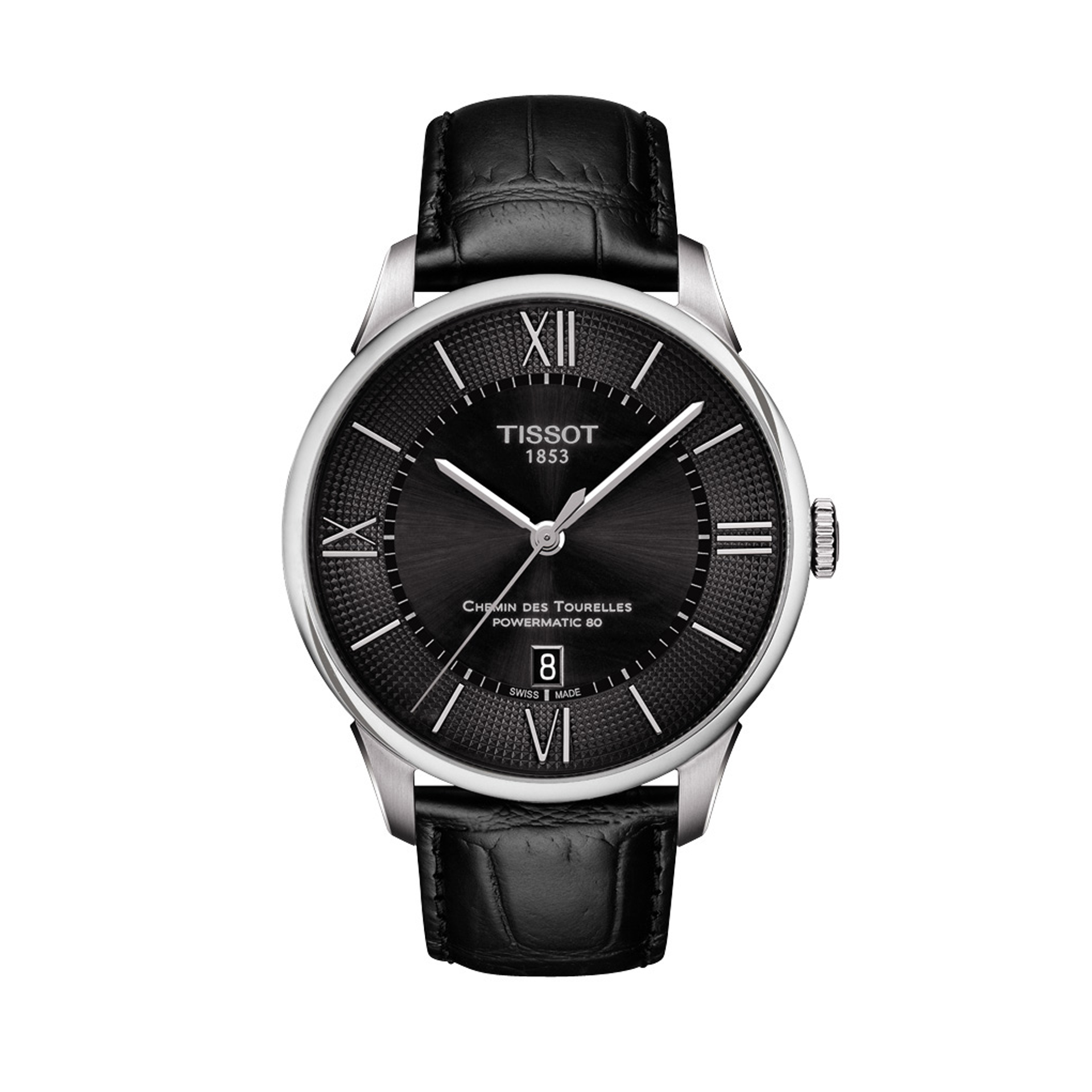 Tissot T Classic Chemin Des Tourelles Powermatic 80 Your