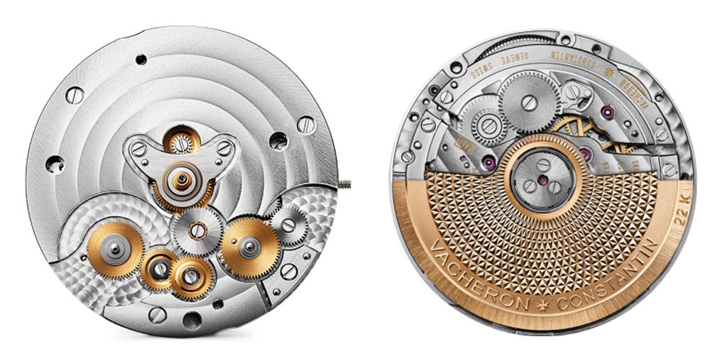 Vacheron Constantin Harmony Dual Time calibre 2460 DT