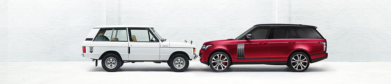 Zenith El Primero Range Rover Special Edition models
