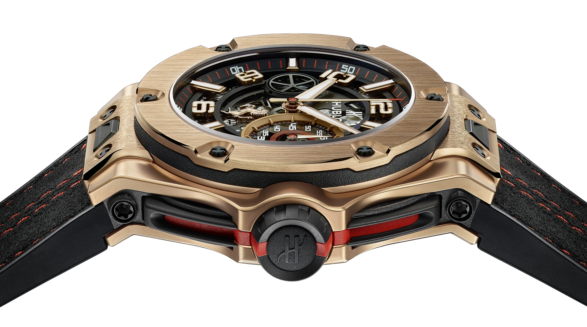 Hublot Big Bang Ferrari Unico 2016 side