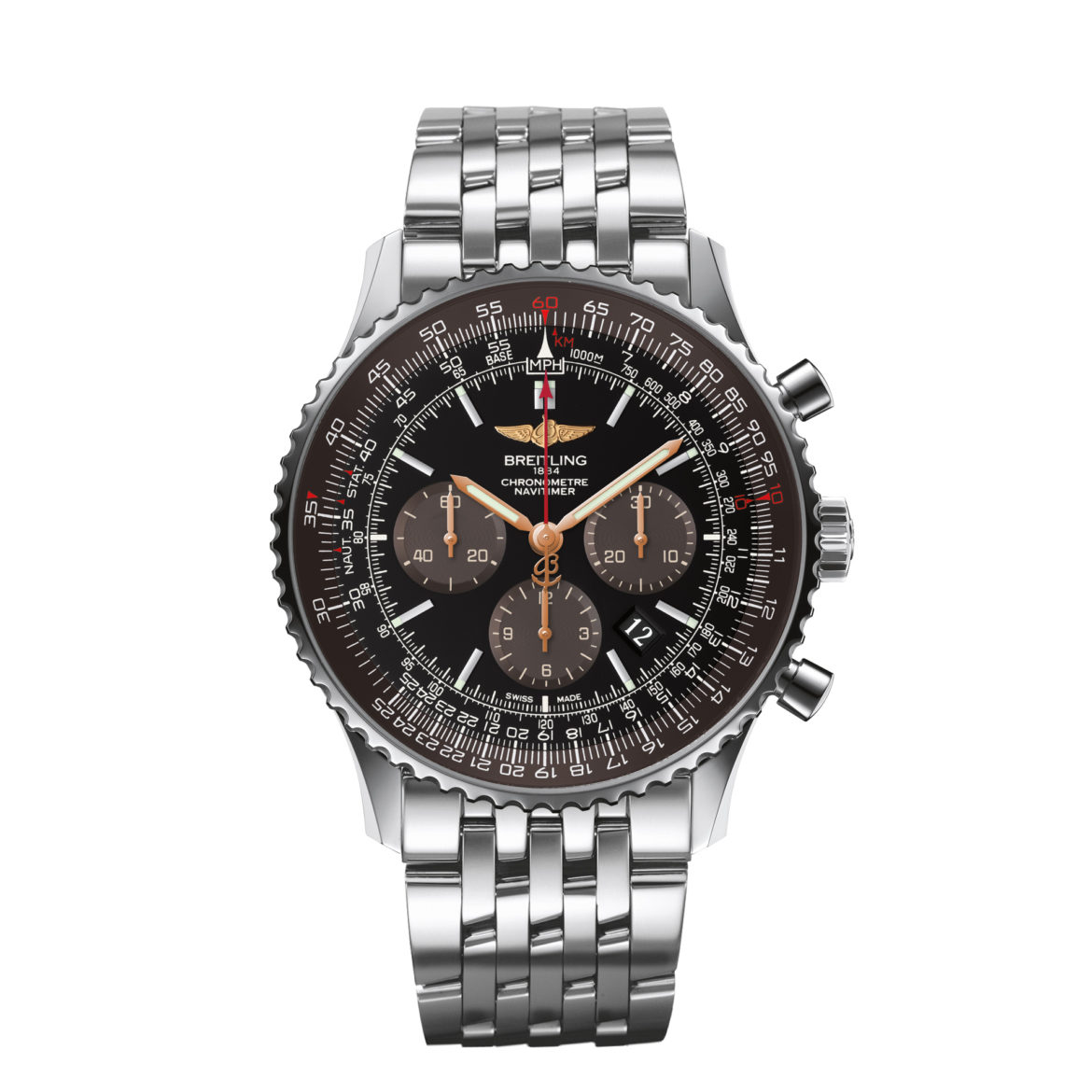 Breitling Navitimer 01 (46 mm) Limited Edition Panamerican Black
