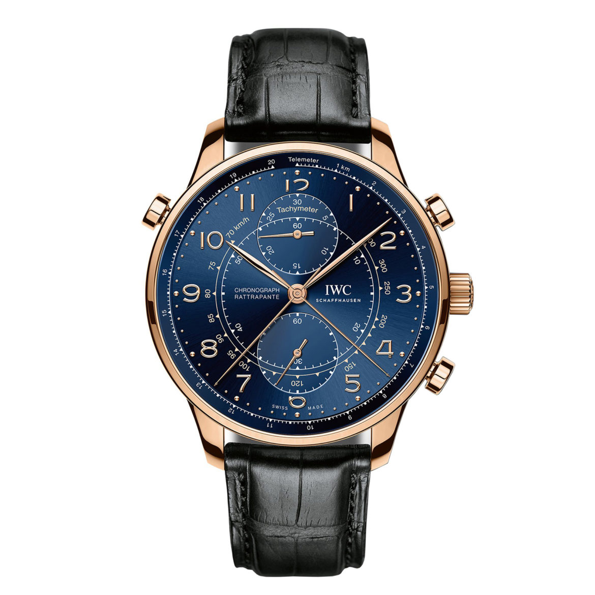 IWC Portugieser Chronograph Rattrapante Boutique Editions 2016