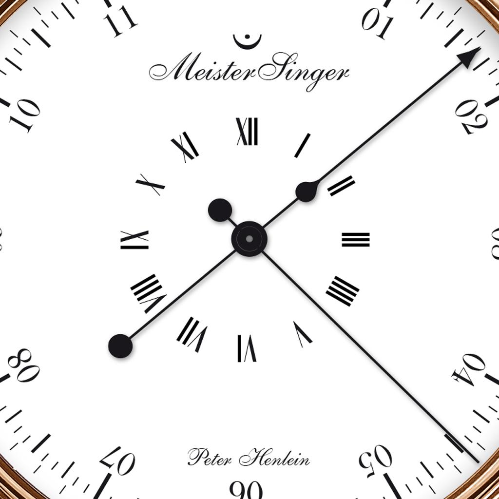 Meistersinger: Edition Peter Henlein