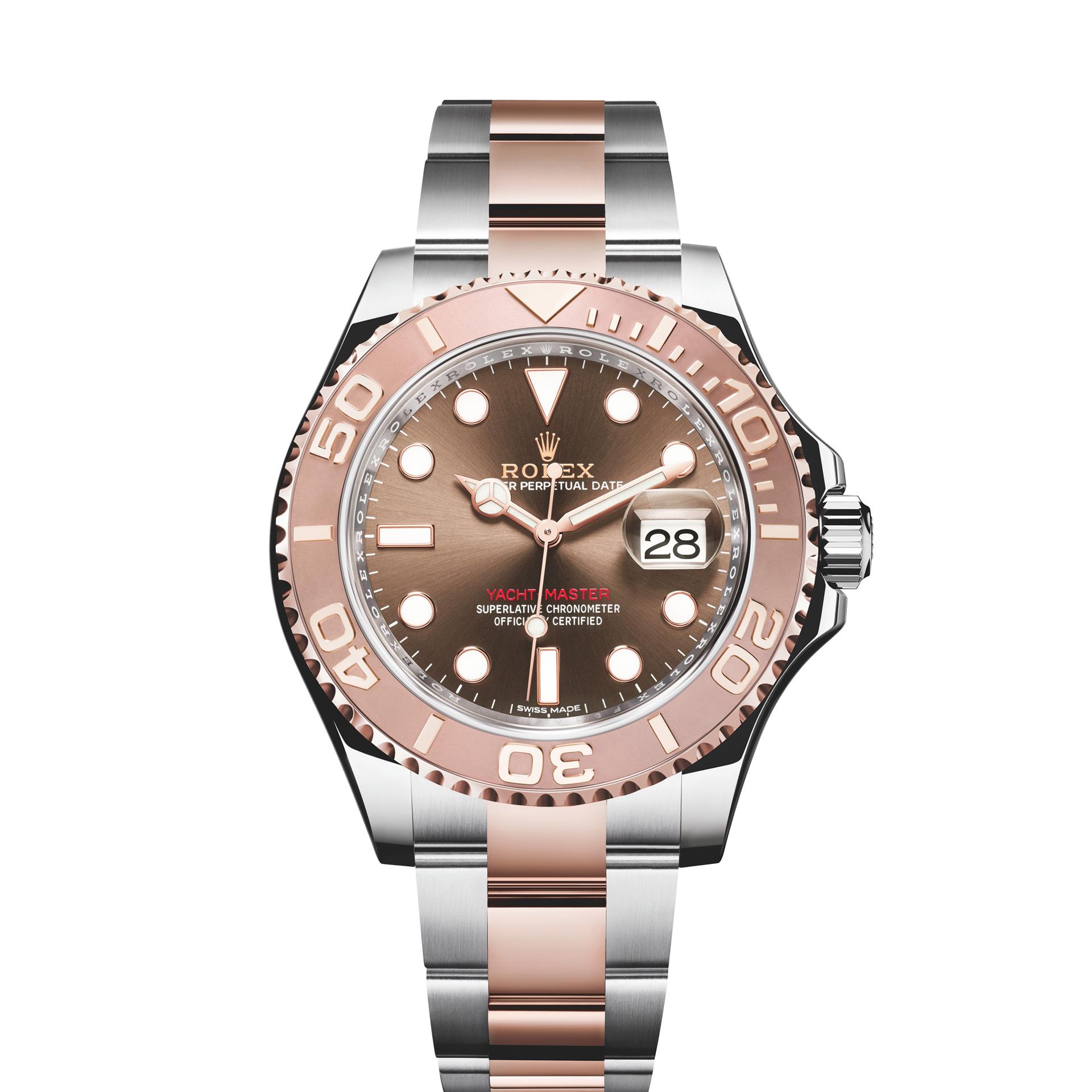 Rolex Yacht Master 40 Everose Rolesor Your Watch Hub