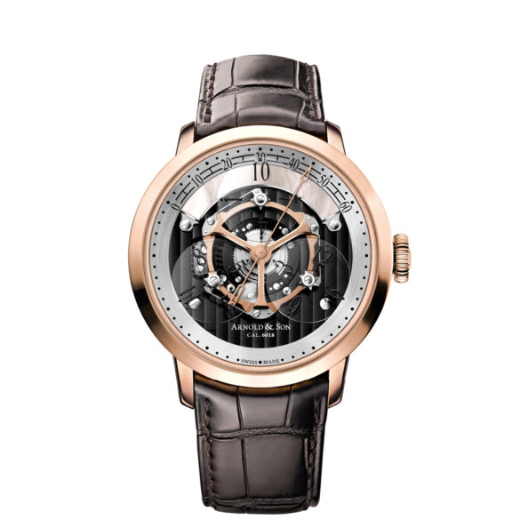 Arnold & Son Golden Wheel 2016