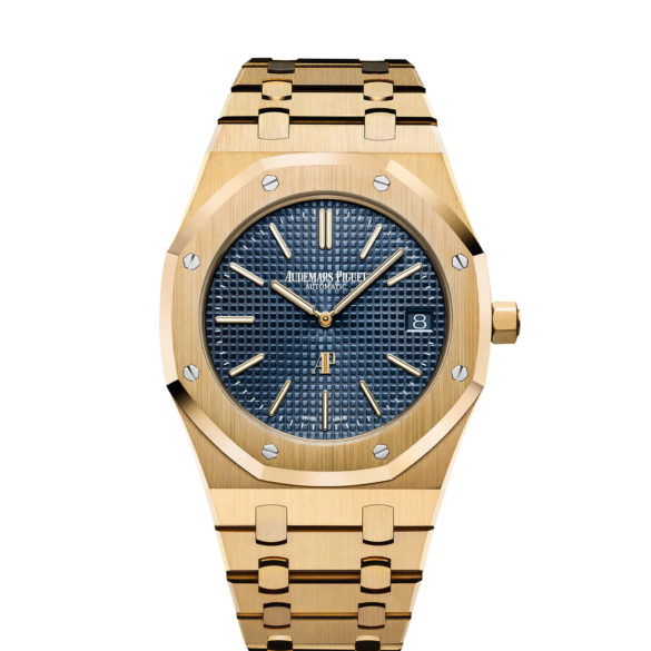 Audemars Piguet Royal Oak Extra-Thin Yellow Gold