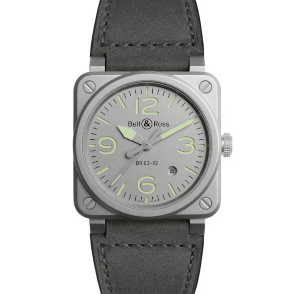 Bell & Ross BR 03-92 Horograph and Horolum