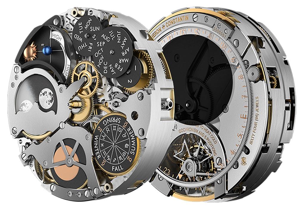 Vacheron Constantin Les Cabinotiers Celestia Astronomical Grand Complication 3600 cailber 3600