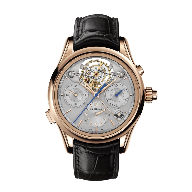 Montblanc Heritage Chronometrie ExoTourbillon Rattrapante