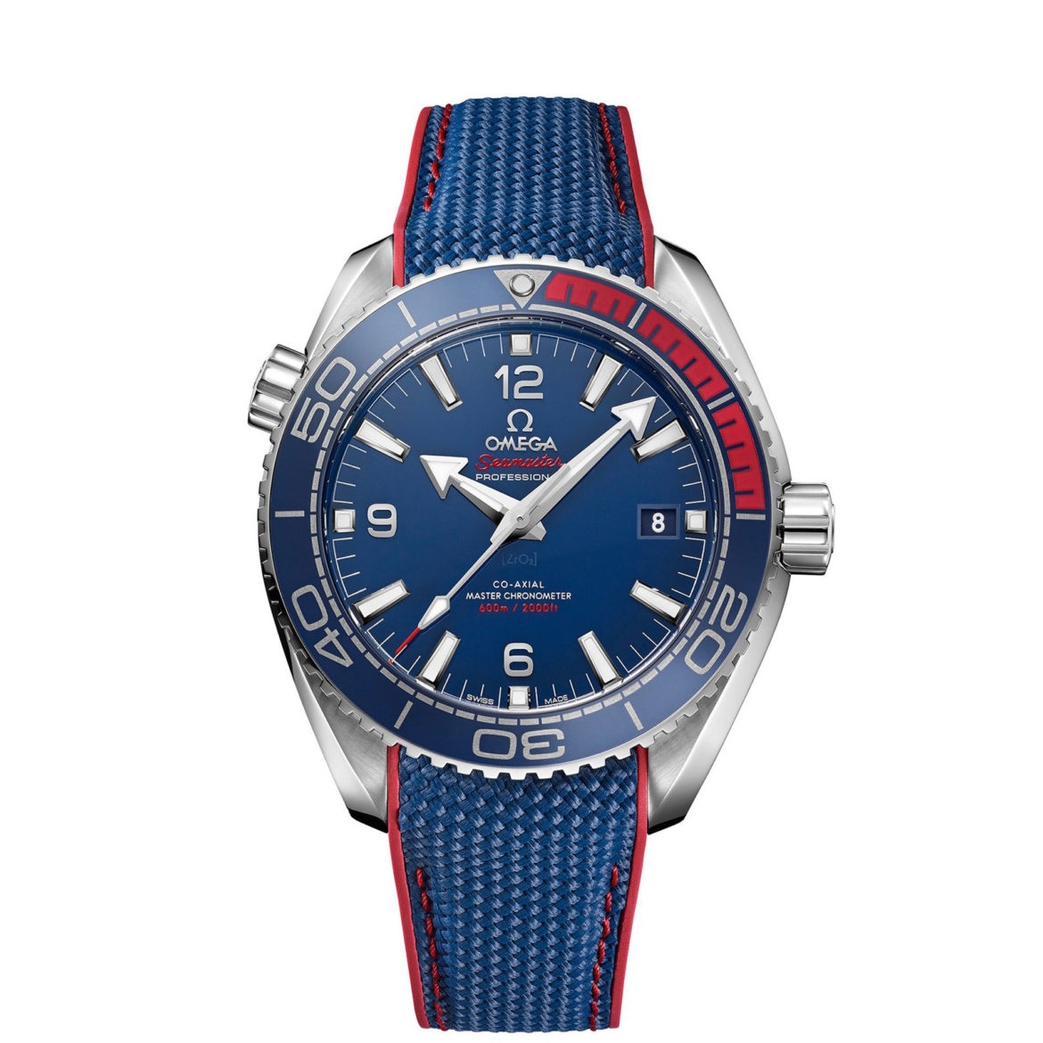Omega Seamaster Planet Ocean PyeongChang 2018 Limited Edition
