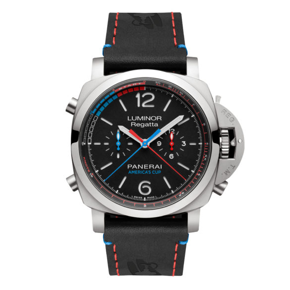 Panerai Luminor 1950 Regatta Oracle Team USA 3 Days Chrono Flyback Automatic Titanio