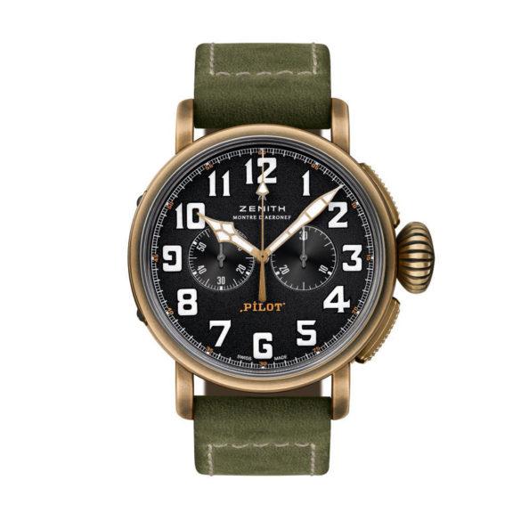 Zenith Heritage Pilot Extra Special Chronograph