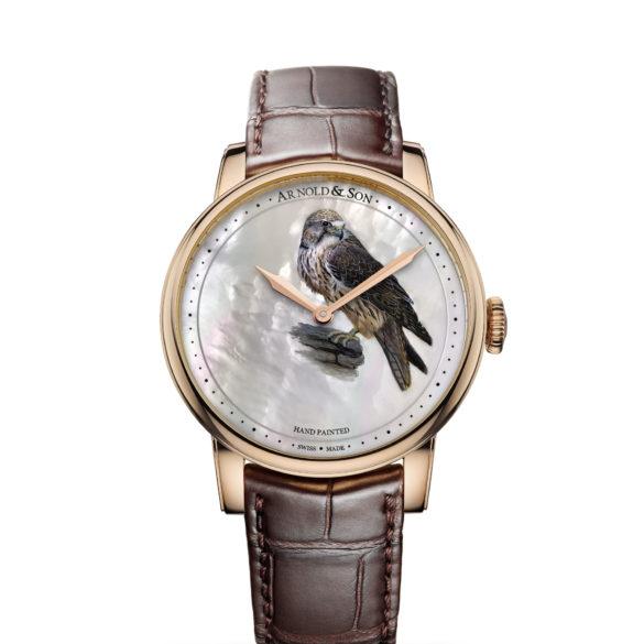 Arnold & Son Métiers d'Art HM Falcon