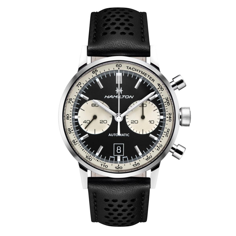 Hamilton Intra-Matic 68 Automatic Chronograph