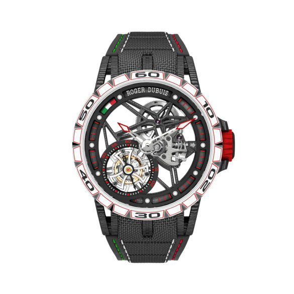 Roger Dubuis Excalibur Spider Single Tourbillon Italdesign