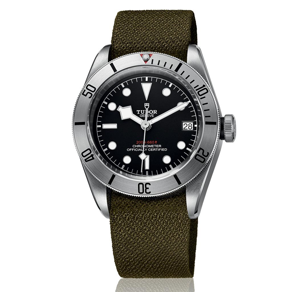Tudor heritage black bay steel your watch hub - Tudor dive watch price ...