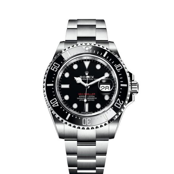 Rolex Oyster Perpetual Sea-Dweller 2017 ref 126600