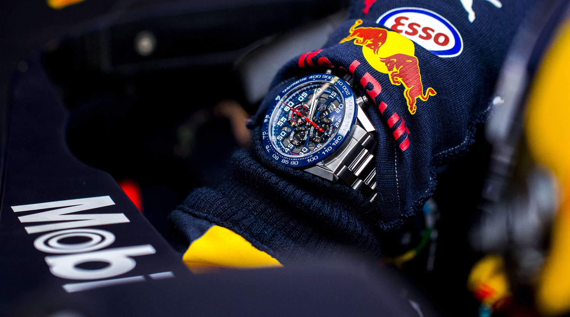 TAG Heuer Carrera Heuer 01 Red Bull Racing Formula One