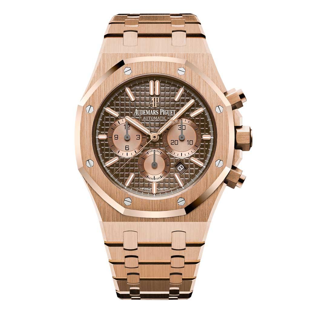 Audemars piguet royal oak chronograph 2017 your watch hub for Audemars piguet costo