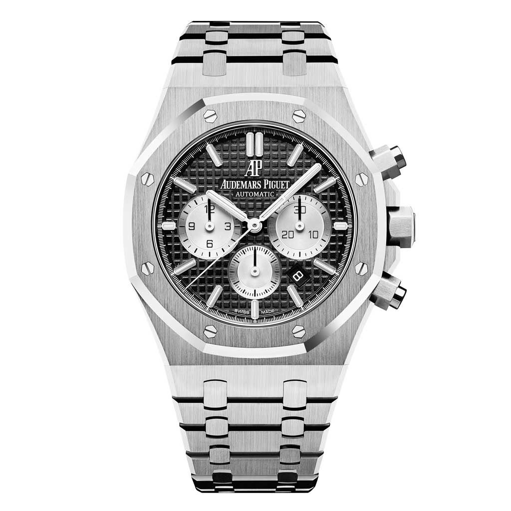 Audemars piguet royal oak chronograph 2017 your watch hub for Audemars watches