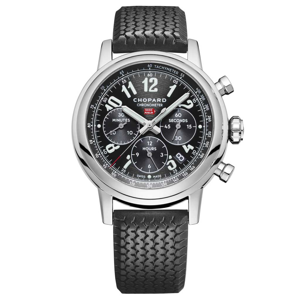 chopard mille miglia classic chronograph 2017 your watch hub. Black Bedroom Furniture Sets. Home Design Ideas