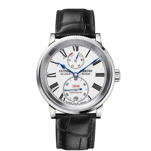 Ulysse Nardin Marine Chronometer 1846 1183-900/EO