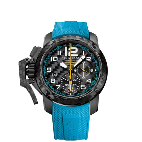 Graham Chronofighter Superlight Carbon 2CCBK-B30A