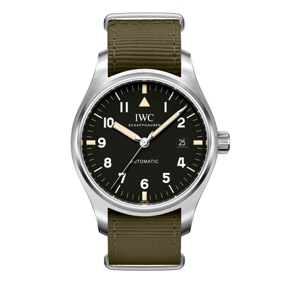 IWC Pilot's Watch Mark XVIII Edition Tribute to Mark XI