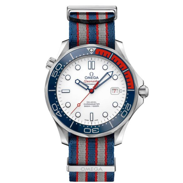 Omega Seamaster Diver 300m Commander's Watch