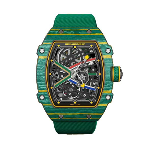 Richard Mille RM 67-02 High Jump and Sprint