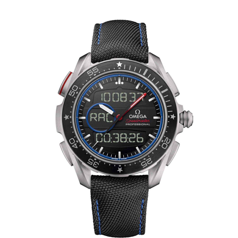 Omega Speedmaster X-33 Regatta Chronograph ETNZ 318.92.45.79.01.001