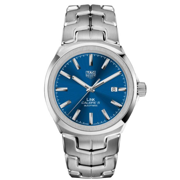 TAG Heuer Link Calibre 5 Steel 41 mm 2017