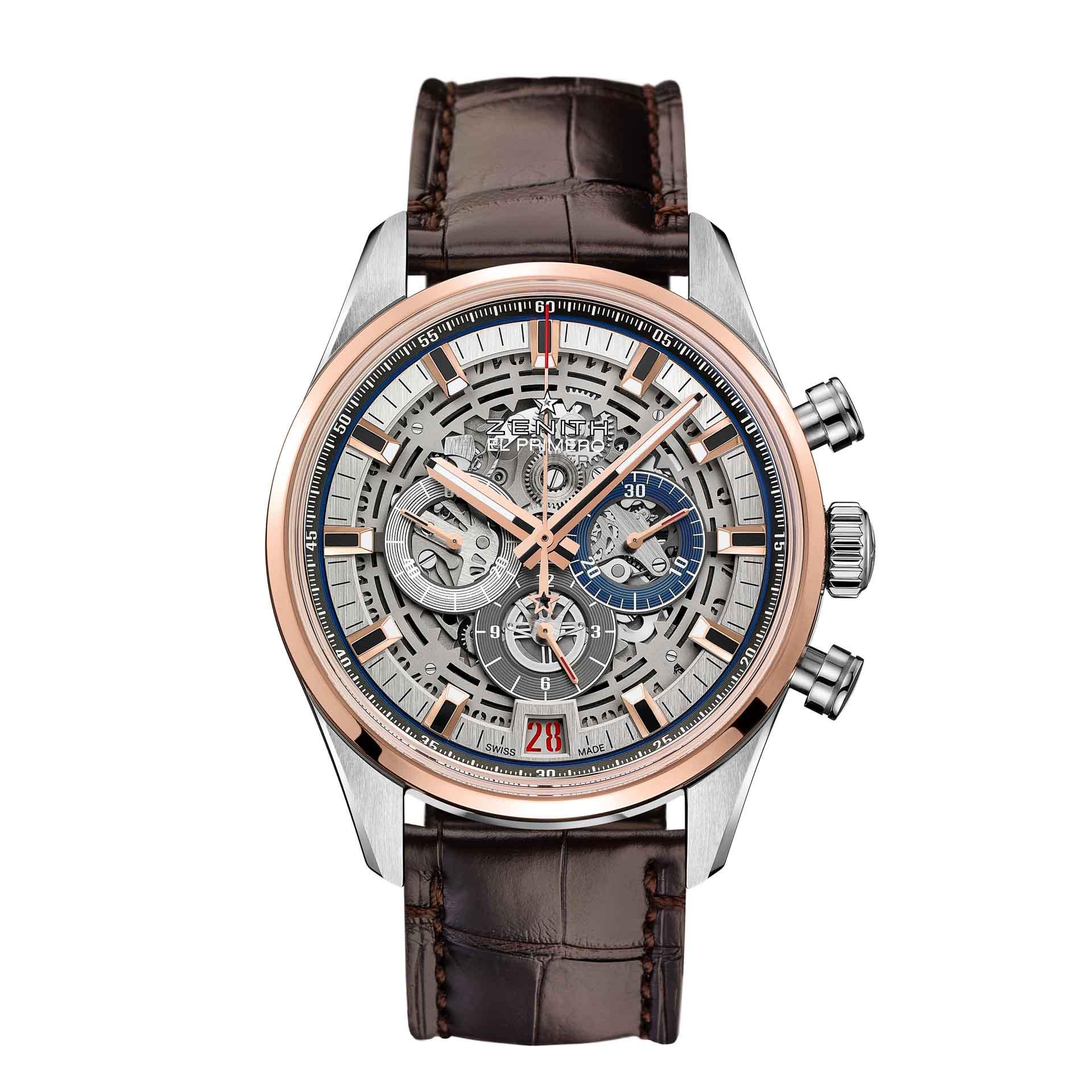 Zenith Chronomaster El Primero Full Open Your Watch Hub
