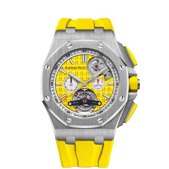 Audemars Piguet Royal Oak Offshore Tourbillon Chronograph Selfwinding Color Editions