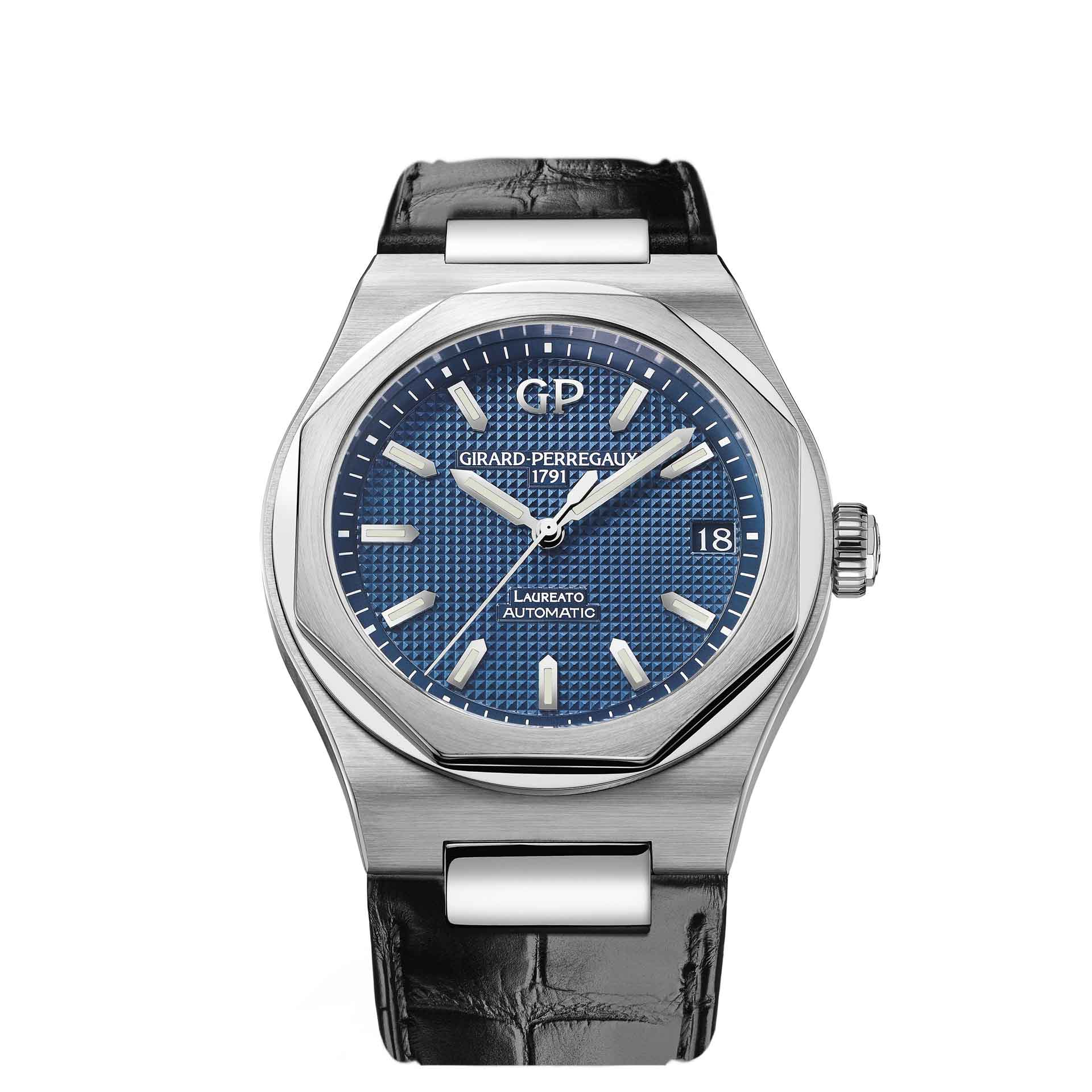 Girard Perregaux Laureato 42 Mm Your Watch Hub